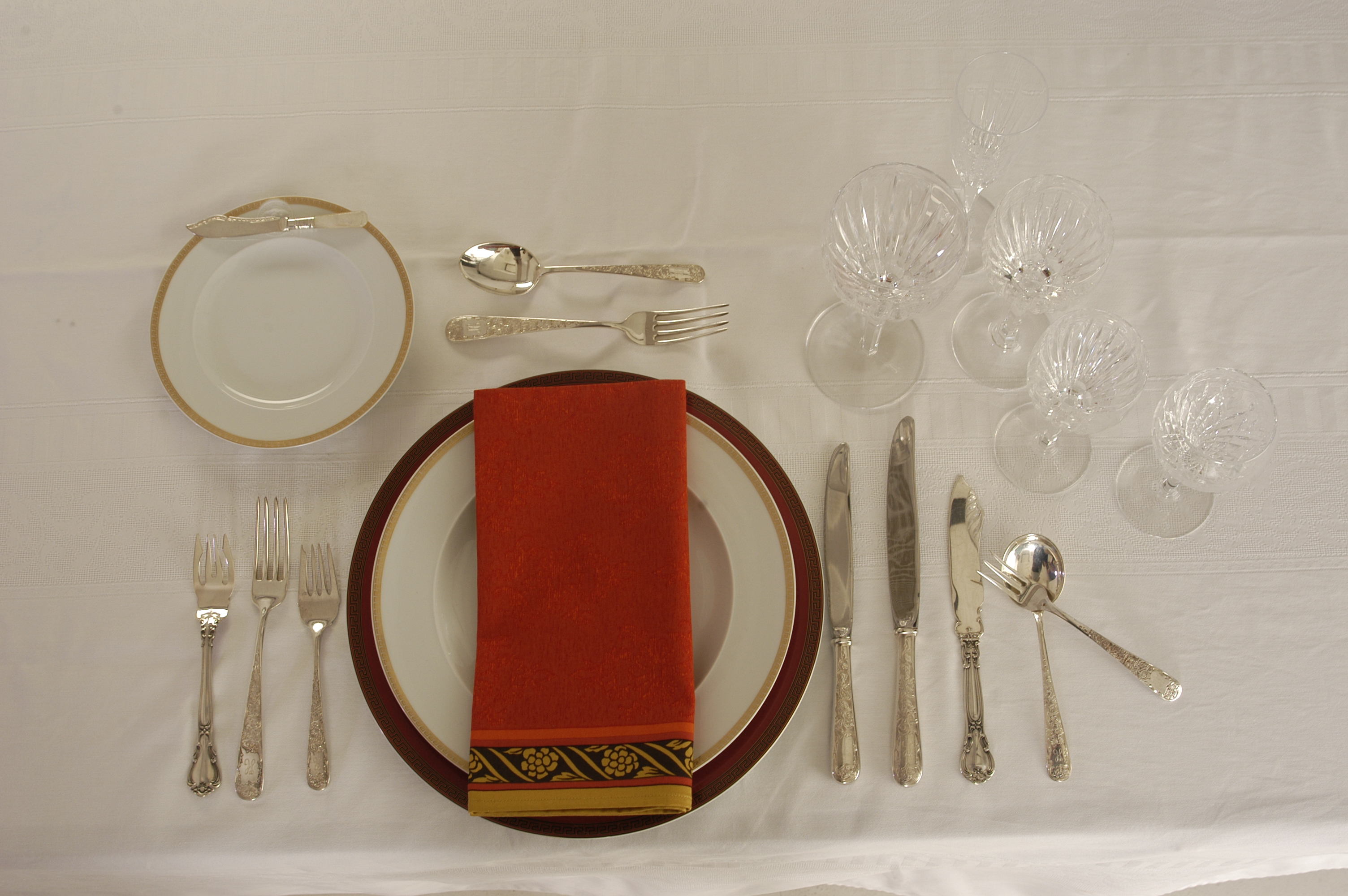 My Kitchen Rules Table Settings