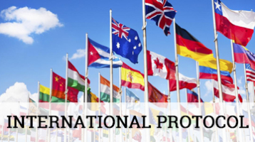 International Protocol | Professional Courtesy, LLC